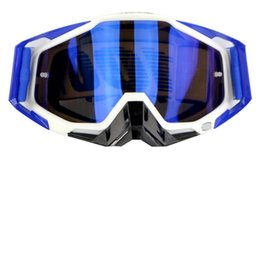 Wholesale Helmet Dh - 2017 New Arrived Lunettes Motocross Glasses Moto Men Women Motorcycle Goggles Helmet Glasses Off-Road Dirt Bike ATV MX BMX DH MTB Eyewear