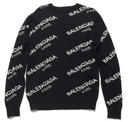 Wholesale Mens Wool Pullover - Hip hop warm MB off white sweater women men hoodie fashion sweatshirts hooded mens skateboard pullover hoodies men polo sweater