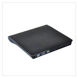 Wholesale External Usb Burner - Wholesale- External DVD Drive USB 3.0, Shonco DVD Burner External Slot CD VCD DVD RW ROM Rewriter External Drive