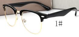 Wholesale Wholesale Uv Women Sunglasses - High quality Brand Designer Fashion Men metal Sunglasses UV Protection Outdoor Sport Vintage Women driving Sun glasses Retro Eyewear 5colors