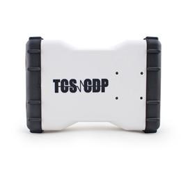 Wholesale Diag Bmw - 10PCS a lot Multi Vehicle Diag MVD TCS CDP OBD2 OBDII Scanner Same Function As New VCI TCS CDP Pro Plus