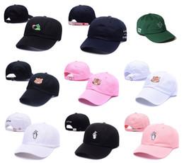Wholesale Snapbacks Love - Kanye West Dropout Bear Hat lifesucks Cap love Baseball Cap Hip Hop Summer Master Zhang Snapback hat