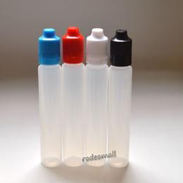 Canada En gros 30 ml PE Bouteille vide avec Bouteille en plastique de goutteur stylo Unicron E-Liquid Dripper industrielle et inviolable industrielle cheap wholesale dripper bottles Offre