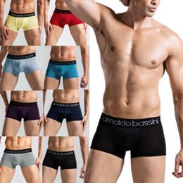Wholesale Red Underwear For Sale - Wholesale-Hot Sale Breathable Comfortable Modal Men Underpants Underwear Man Pants Sexy Boxers Shorts for Male M-XXL 19