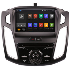 Wholesale Dvd For Ford Focus - Android 7.1 Car DVD GPS Navigation for Ford Focus 2015 2016 with Radio Bluetooth USB WiFi Audio Stereo 4Core 2G RAM