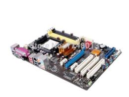 Wholesale Am2 Socket Motherboard - original motherboard for ASUS M4A78 Socket AM2 AM2+ AM3 DDR2 16GB Gigabit Etherne Mainboard desktop motherboard Free shipping