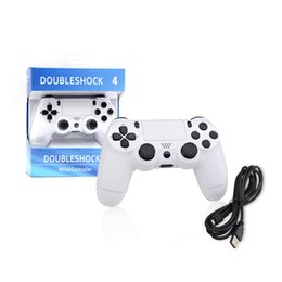 Wholesale Joystick Vibration Game - USB Wired Controllers Gamepads for PS4 Game Controller Vibration Wired Joystick for PlayStation 4 Console Gamers Not Wireless