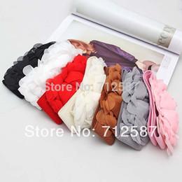 elastico largo cintura di vita Sconti All'ingrosso- 2014 nuove donne Lady Fashion Flower Elastic Stretch Belt Waist Stretch # 5566