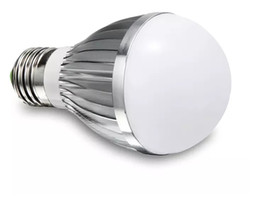 Wholesale Dimmable Ball Light 15w - Retail Dimmable led Bubble Ball Bulb AC85-265V 9W 12W 15W E14 E27 B22 GU10 High power Globe light LED Light Free shipping LLFA