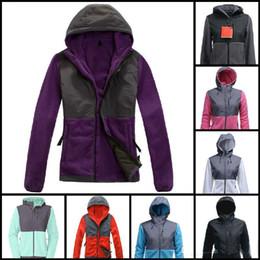 детские зимние пальто Скидка Верхнее качество Зимние женщины дети флис Hoodies куртки кемпинг ветрозащитный лыжный теплый вниз пальто Открытый случайный с капюшоном SoftShell спортивной одежды S-XXL
