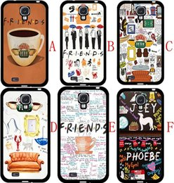 Wholesale Galaxy S4 Cool Covers - Simple Elegant Cool Central Park Friends TV Show Cell Phone Case for Samsung galaxy S3 S4 S5 S6 samsung Note 2 note3 note4 5 Back cover case