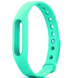 10 colori Miband Xiaomi è cinturino a polso indossabile cinturino in silicone da polso 1S cinturino accessori Mi braccialetto cinturino a fascia per Miband da