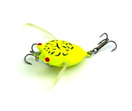 Wholesale Crankbait Sales - HENGJIA hot sale Cicada hard Fishing lure Insect fly fishing tackle Crankbait Lure Bait 4CM 6.4G 1.57 inch 0.23OZ