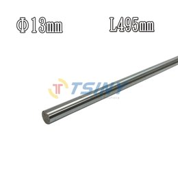 Wholesale Linear Toys - DIY Axis D13 L495 Diameter 13mm Length 495mm for Coupling Toy Axle Cylinder Liner Rail Linear Shaft
