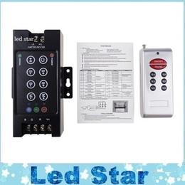 Wholesale Key Remote Shells - Wireless remote rgb 8 KEYS new iron shell 360W DC12V 30A RF Controller control For RGB 5050 3528 LED Strips Light