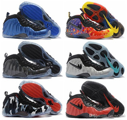 Wholesale Cheap Galaxies - ship box Drop shipping Cheap New mens basketball shoes Sneakers Women Anfernee Hardaway Galaxy 2 shoes ,Penny lighted sports shoe for men