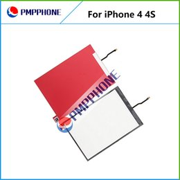 Wholesale Iphone Back Display - OEM LCD Display Backlight Film repair parts for iPhone 4 4S backlight refurbishment back light film