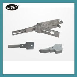 Wholesale Decoder Hu66 - LISHI HU66 2-in-1 Auto Pick and Decoder for Audi Ford VW Porsche Seat Skoda locksmith tool lock pick