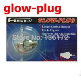 Wholesale Nitro Rc Wholesalers - 1 8 1 10 1 16 RC Nitro car  gas car N3 glow plug 2pcs lot Parts & Accessories