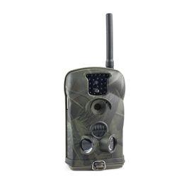 Wholesale Ltl Acorn Trail Camera Mms - Ltl Acorn 6210MG 12MP Hunting Camera HD Video 940nm MMS Scouting Trail Camera GSM GPRS Wildlife Hunting Surveillance Camera W Solar Charger