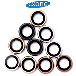 Wholesale iphone lens cover - Original Brand New Replacement For iPhone 6 6s plus Back Rear Camera Cover Lens Frame with Free Shipping