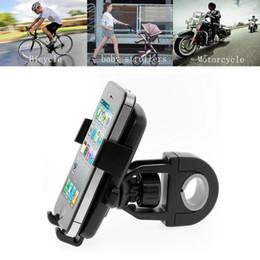 Новый автомобиль мотоцикл велосипед руль мобильного телефона Держатель стенд с веревкой безопасности универсальный подходит для смартфонов Велоспорт GPS-навигации от Поставщики палка в любом месте