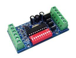 Wholesale Dmx Led Controller - best price 1 PCS DC5V-24V MINI-DMX-3CH decoder led RGB controller