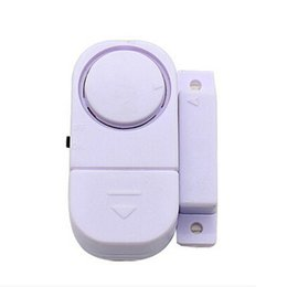 Wholesale Window Security Wireless - Wireless Home Security Alarm Systems Door Window Entry Burglar Alarm Safety Security Guardian Protector Pack