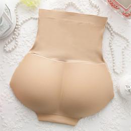 Wholesale-Frauen reichlich Gesäß hohe Taille Padding Höschen Bum gepolsterte Gürtel Strumpfhosen Gürtel Butt Lifter Enhancer Hip Push Up Unterwäsche von Fabrikanten