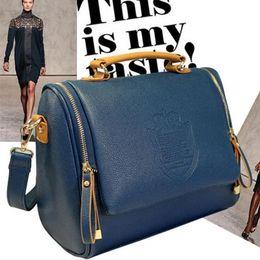 Wholesale Women Style Portable - 2016 fashion portable shoulder bag Messenger bag retro handbags