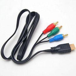 Argentina Alta calidad HDMI a 3RCA 3-RCA Componente de video Convert Cable Hub a estrenar Suministro