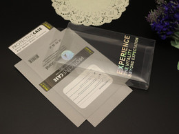 Emballage en silicone silicone en plastique en Ligne-100 pcs Mode PVC En Plastique Au Détail Emballage Boîtes Paquet Pour iphone 4 s 5 s iphone 6 cas Mobile Téléphone Cas bateau libre