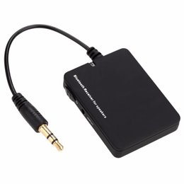 Vente en gros- 2017 Hot Mini sans fil Bluetooth Audio Stéréo Music Receiver 3.5mm Jack Adaptateur de voiture pour Haut-parleur MP3 MP4 Téléphone PC A2DP Périphériques ? partir de fabricateur
