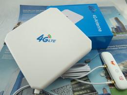2019 modem usb 4g Atacado-4G Antena 35dBi TS9 + ZTE MF823 4g modem lte, lte modem micro usb 100mbps modem usb 4g barato