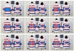 Wholesale Price Order - Montreal Canadiens #11 Gallagher 31 Price 76 subban 27 Galchenyuk 67 Pacioretty Lace Red White Hockey Jerse Stitched Mix Order
