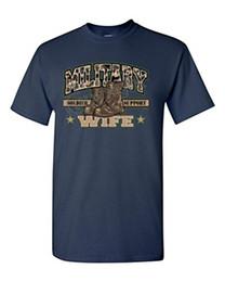 Wholesale Bulk Shirts - Gift Tee Shirts In Bulk Military Wife Boots T-shirt Army ShirtsOrganic Cotton Make Own T Shirt