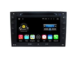 Wholesale Car Dvd Gps Renault - 7'' Android 5.1 6.0 Car DVD Player For Renault Megane 2003 2004 2005 2006 2007 2008 2009 2010 With Stereo