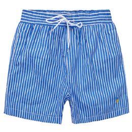 Wholesale Surf Board S - Wholesale-Men Stripe Shorts HOT Brand Summer Shorts Men Surf Beach Embroidery Shorts Male Board Shorts Plus Szie M-XXL