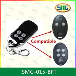 Wholesale Universal Remote Door Opener - Wholesale- 5pcs Compatible Grage Door BFT 433.92mhz Gate Opener Remote Control Transmitter