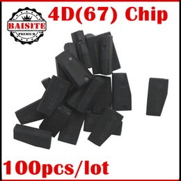 Wholesale Duplicable Transponder - Auto Transponder Key chip original toyota 4d67 100pcs lot Toyota Camry Corolla 4D (67) 4D67 Duplicable Transponder Chip 32XXX 4D67 hot sales