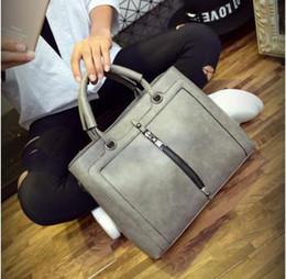 Wholesale Ladies Ostrich Bags - vintage zipper decorative medium handbags high quality women totes clutch purse ladies famous designer shoulder crossbody bags