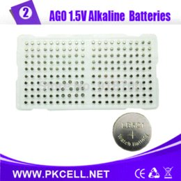 Wholesale Lr521 Button Cell - 50Pcs PKCELL 1.5V AG0 Battery SR63 SG0 379A LR521 SR521 SR521SW 521 SR63 C30S Watch Battery battery grip canon 7d