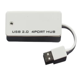 Wholesale China Mobile Stocks - High quality USB HUB HUB 2.0 point line Support mobile phone charging, U disk, mouse, keyboard, very suitable for notebook PC