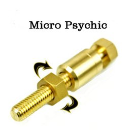 Wholesale High Bolts - Free Shipping High Quality Nut Off Bolt Screw Trick Micro Psychic Rotating Close-Up Magic