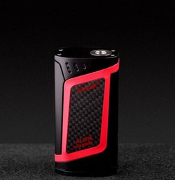 Wholesale Fit For Baby - SMOK Alien TC Box MOD 220W VW Temperature Control Vape Mod Fit for TFV8 Baby Best Tank 100% Authentic vs Smok X cube Ultra 220w