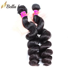 Indien remy ondulé noir naturel en Ligne-100% cheveux humains armure 9a indien extension de cheveux