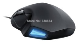 Wholesale Mouse Finger - Free Shipping Gaming Mouse Roccat Kova+ Plus Mouse 3200DPI USB Wired Professional Gaming Mice For PRO Gamer Without Retail Box