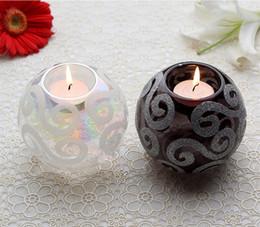 Kristallglas Kerzenhalter Im Europäischen Stil Kerzenlicht Kreative Hochzeit Kerze Tasse Prop Dekorieren Sie Den Tisch Einrichtungsgegenstand Kerzenhalter von Fabrikanten