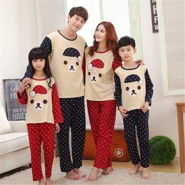 b3f1ddae68 New 2017 Xmas Kids Adult Family Matching Christmas beer Polka Dots Pajamas  Sleepwear Nightwear Pyjamas bedgown sleepcoat nighty A7635
