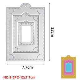 Wholesale Diy Paper Board - Writing Board DIY Metal Cutting Dies Stencil Scrapbook Card Album Paper Embossing Crafts